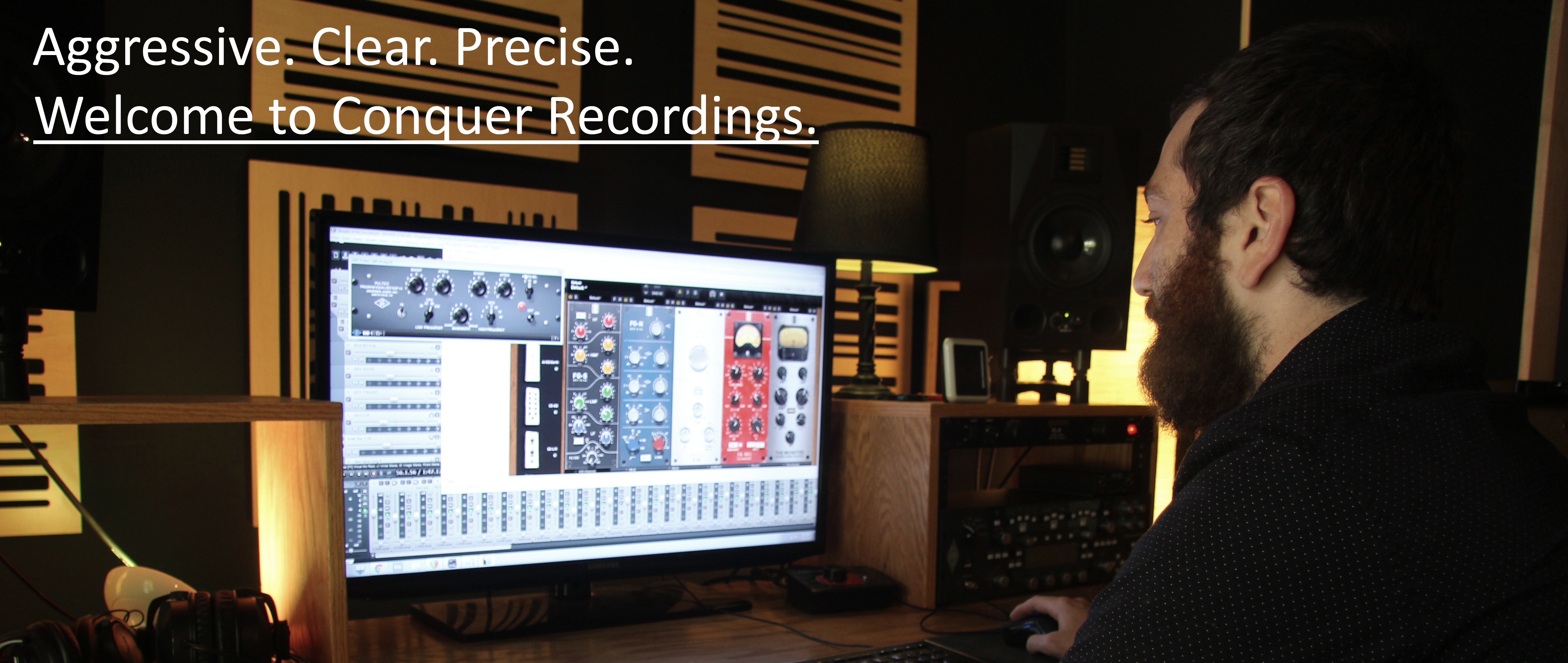 Conquer Recordings